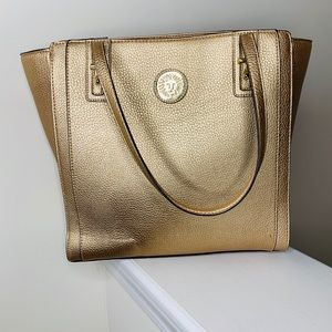 🎉5 for $25🎉 Anne Klein Gold Tote